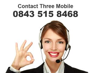 3 Mobile Helpline