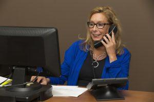 Parcelforce Helpline