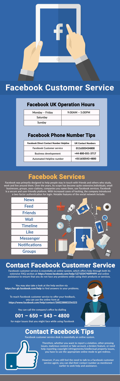 Facebook Helpline