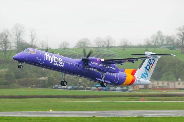Flybe contact number